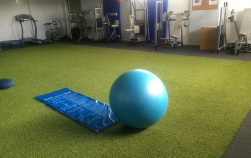 Ανακαίνιση στο γυμναστήριο του ΟΦΗ
