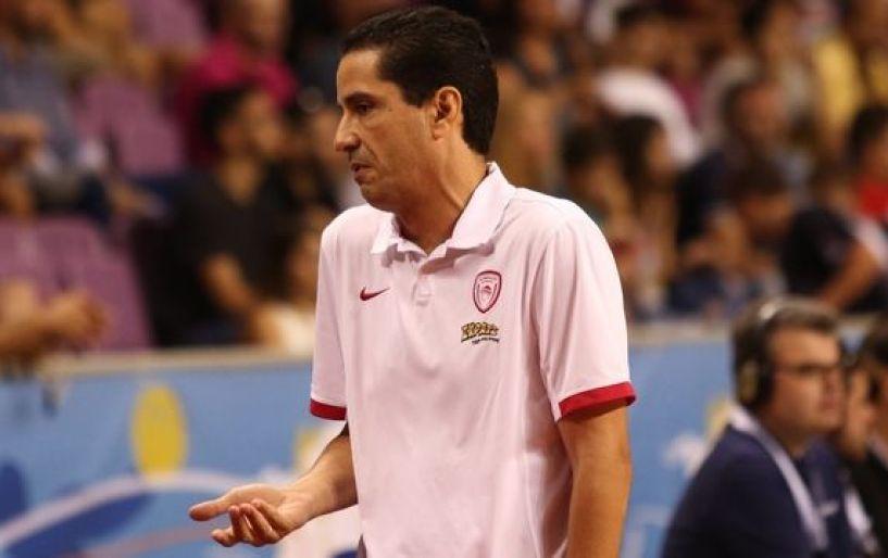 """Σφαιρόπουλος: """"Εύχομαι το Τουρνουά να γίνει θεσμός"""""""