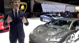 Από την Lamborghini στη Bugatti