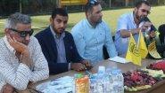 Απολογισμός Τουντζάρη για τον πρώτο γύρο και για Σάμι, Γκώνια