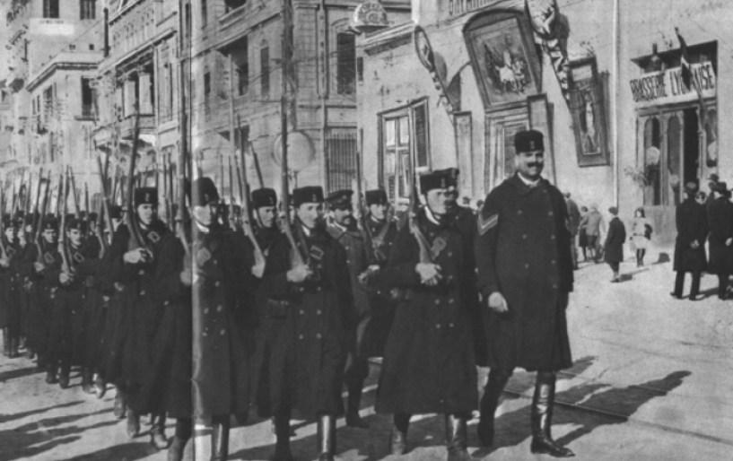 Οι Κρητικοί μπαίνουν στη Θεσσαλονίκη- 27/10/1912 [Photos,Video]