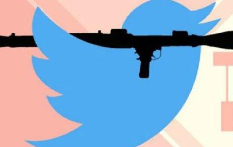Το Twitter σβήνει όσους ασχολούνται με την… τρομοκρατία!!!