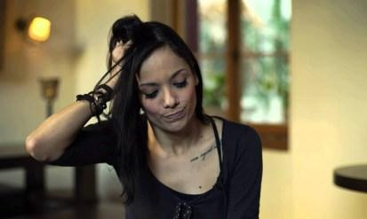 Κατερίνα Τσάβαλου: «Πρώτη φορά κάθομαι τόσο πολύ…»