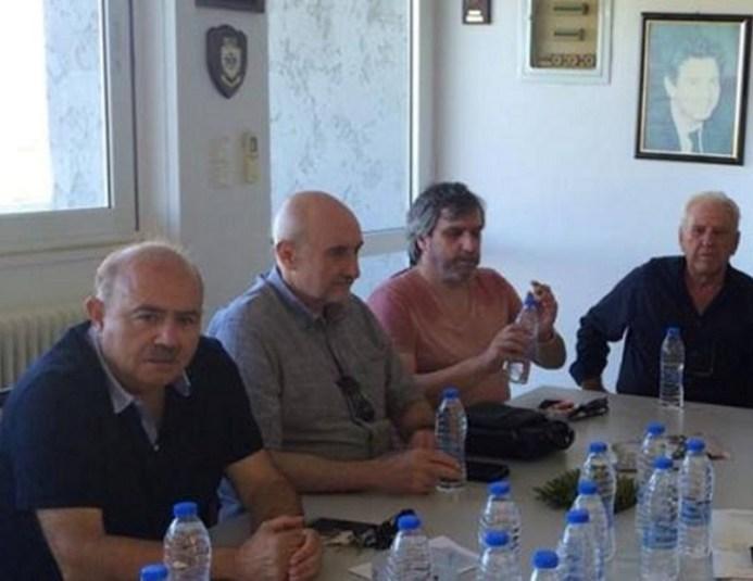 Παραιτήθηκαν Κουμαντάκης, Ορφανάκης με σοβαρές αιχμές προς Τσάλο!