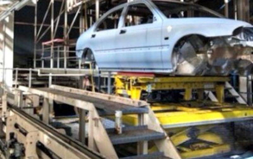 Το εργοστάσιο αυτοκινήτων που πάγωσε στο χρόνο