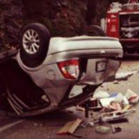 Λιγότερα τα τροχαία ατυχήματα τις γιορτές σε σχέση με πέρυσι