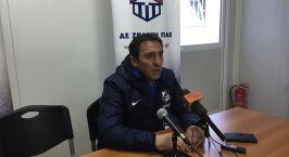Παπαδόπουλος: «Θέλω να είμαι προπονητής του ΟΦΗ για πολλά χρόνια»