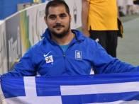 Συνεχίζει να προσφέρει μετάλλια στην Ελλάδα ο Στεφανουδάκης…
