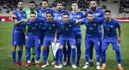Η Εθνική Ελλάδας ανέβηκε δύο θέσεις