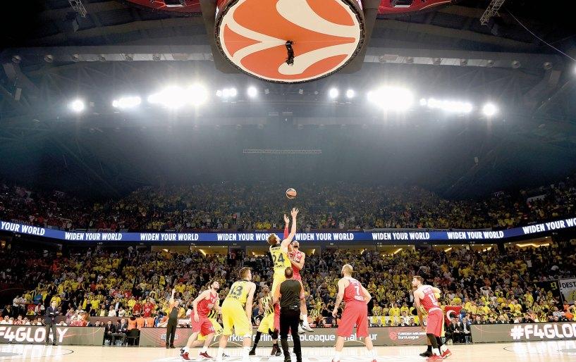 Πέντε παιχνίδια σήμερα για την EuroLeague