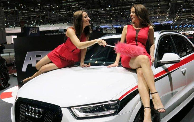 Τέλος οι σέξι καλλονές στη Διεθνή Έκθεση Αυτοκινήτου της Γενεύης