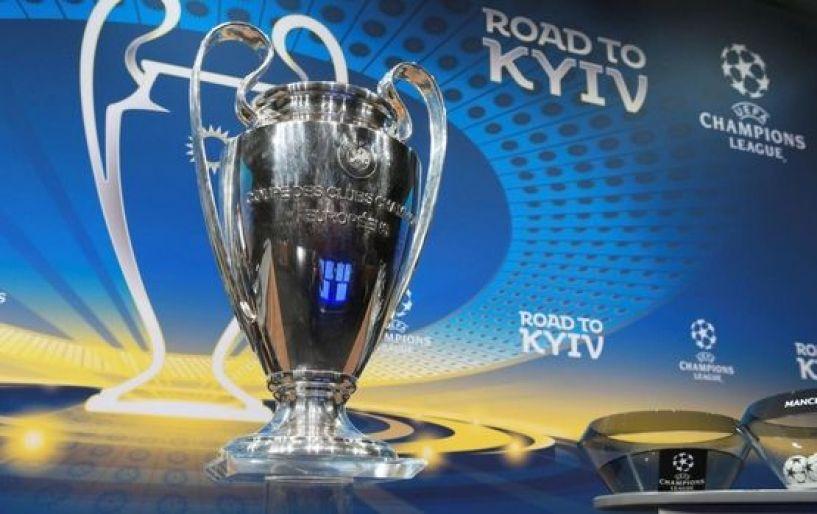 Μεγάλη εβδομάδα με Champions League