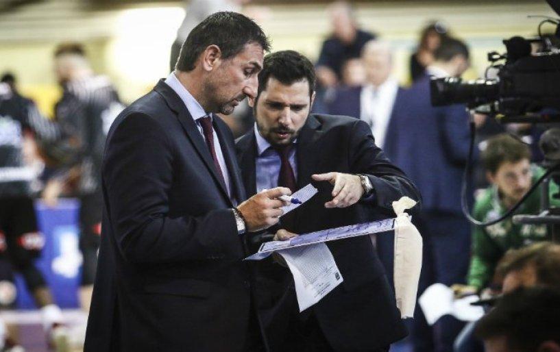 Μητρόπουλος: «Παίζουμε κόντρα σε έναν πολύ μεγάλο αντίπαλο»