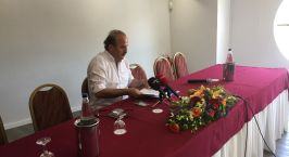 Tζώρτζογλου: «Θα είμαι εκ νέου Υποψήφιος Πρόεδρος»
