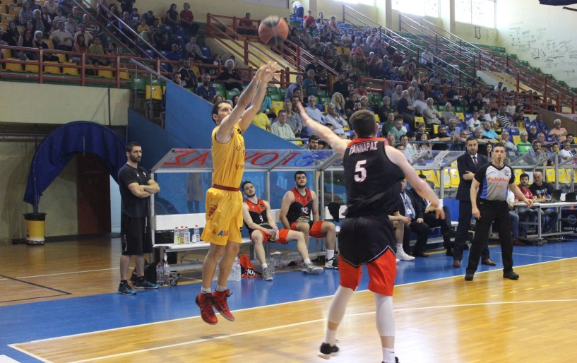 Πρώτη 100άρα και… βήμα για playoff το Ρέθυμνο Cretan Kings
