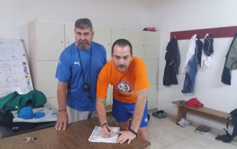 Ο Τζώρτζογλου βοηθός προπονητή στην Δαμάστα
