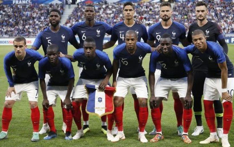 H Γαλλία είναι η πιο ακριβή ομάδα του Παγκοσμίου Κυπέλλου