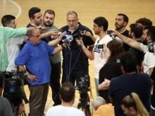 Σκουρτόπουλος: «Καθένας πρέπει να δουλέψει για να είναι στο Παγκόσμιο Κύπελλο»
