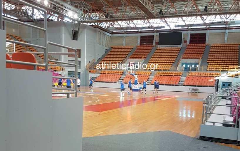 Συνεχίζει την προετοιμασία της η U20 στο Ηράκλειο