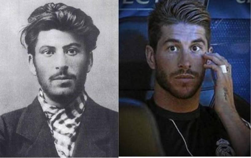 Sergio Ramos – Stalin