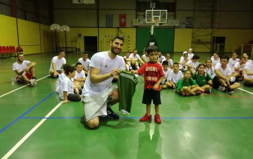 Το ABC Basketball Camp του Αρκαλοχωρίου έχει γίνει θεσμός-ολοκληρώνεται αύριο(22/7) με σειρά μπασκετικών εκδηλώσεων