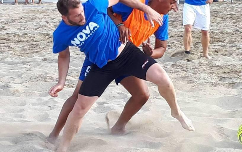 Την Κυριακή (8/7) ο μεγάλος τελικός του Heraklion beach soccer cup