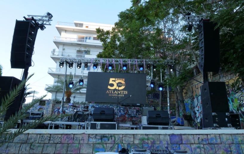 Pics | Λαμπρή η γιορτή για τα 50 χρόνια του Atlantis Hotel