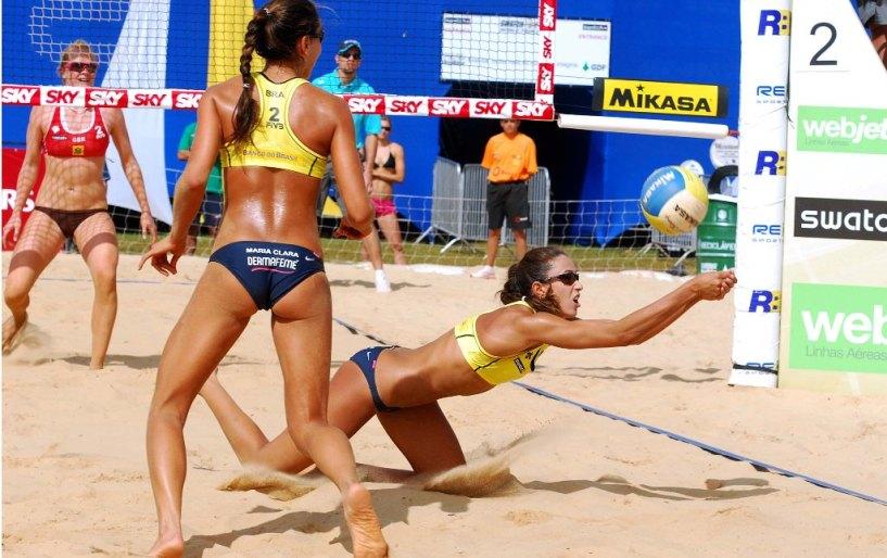 Ποιο Μουντιάλ;Γυναικείο beach volley