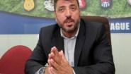 Λεουτσάκος: «Ήμουν σίγουρος ότι δε θα άφηνε ξεκρέμαστη τη Λίγκα»