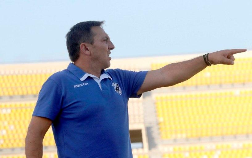 Παπαδόπουλος: «Ικανοποιημένος απο τους παίκτες μου»