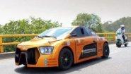 Το πρώτο «αιολικό» αυτοκίνητο έρχεται από την Κολομβία
