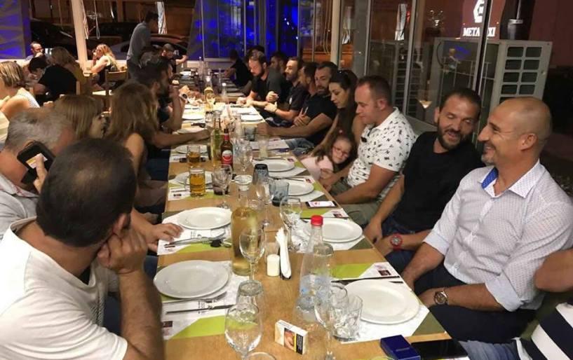 Τραπέζι στους χορηγούς από τον ΠΑΟΚ