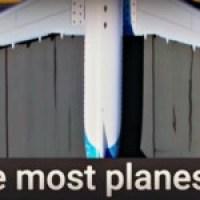 Και γιατί τα αεροπλάνα είναι λευκά;
