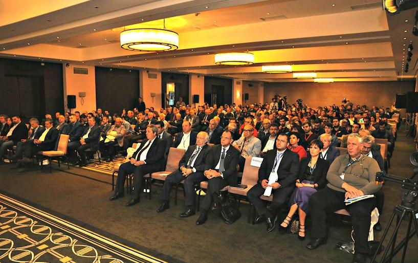 Πετυχημένο το 5ο Πανελλήνιο Συνέδριο για την Ανάπτυξη της Ελληνικής Γεωργίας