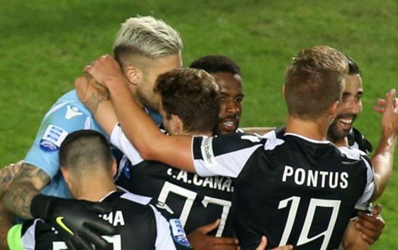 Έκτη σερί νίκη σε εκτός έδρας ματς για τον ΠΑΟΚ
