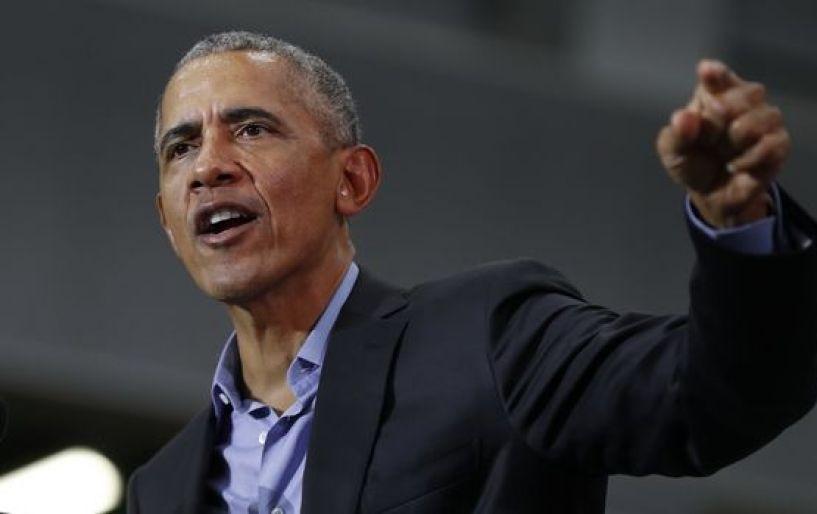 Θαυμαστής του Γιάννη Αντετοκούνμπο ο Ομπάμα