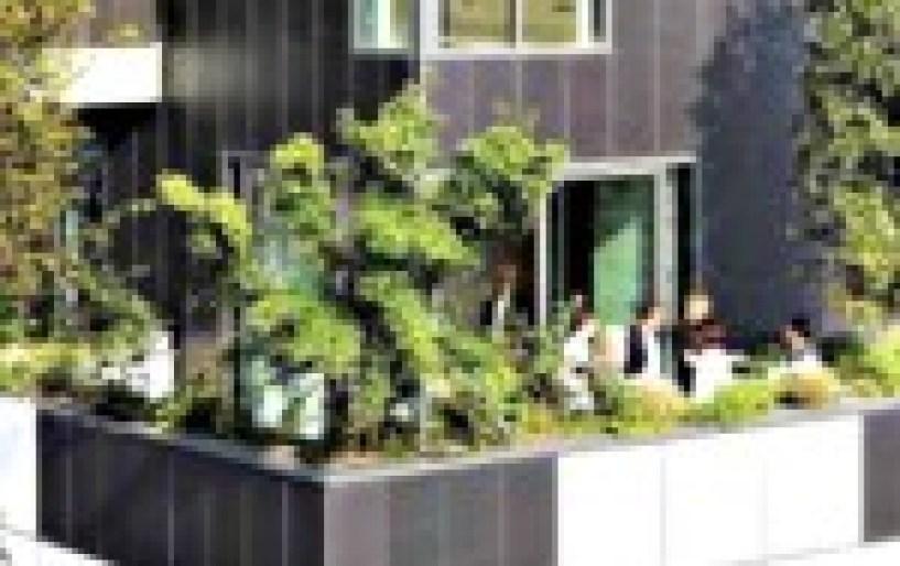 Κάθετους κήπους σχεδιάζουν στο Παρίσι!!!