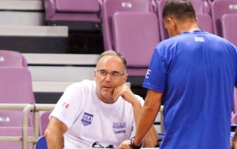 Σκουρτόπουλος: «Δεν υπάρχει βαθμολογικό άγχος αλλά μεγάλη επιθυμία»