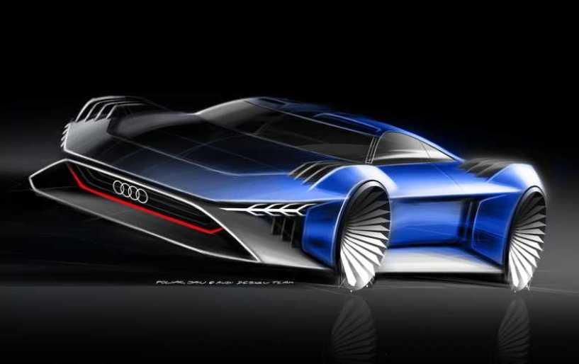 Εντυπωσιακή πρεμιέρα της Audi στον κόσμο του animation