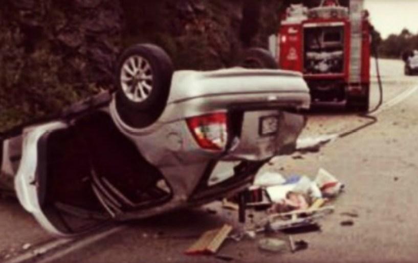 Η βασική αιτία στα τροχαία ατυχήματα