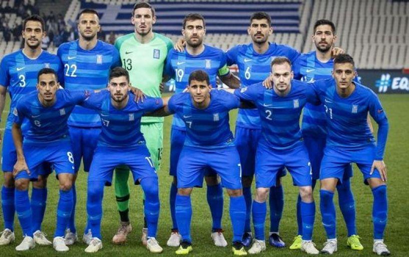 Οι αντίπαλοι στα προκριματικά του EURO 2020 για την Εθνική ομάδα