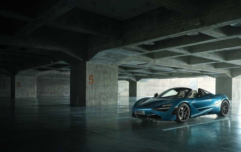 McLaren 720S Spider: Ανοιχτή πρόκληση… στην Ferrari