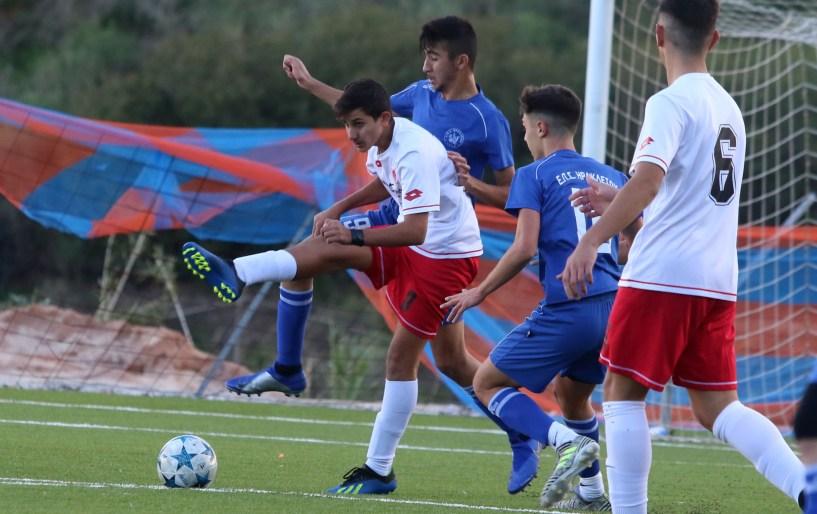 Nίκη με 1-0 για την Μικτή Νέων κόντρα στο Ρέθυμνο