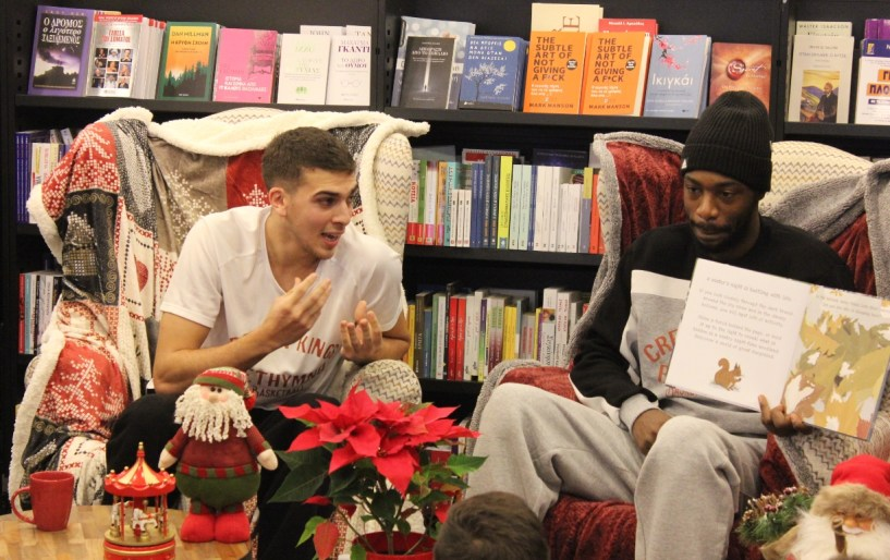Toυς διάβασαν παραμύθια στα αγγλικά!