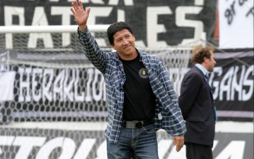 Pics | Oι Χιλιανοί στέλνουν τον Χάιμε Βέρα στον πάγκο του ΟΦΗ!