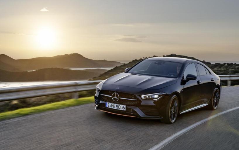 Mercedes-Benz CLA Coupe 2019: Τεχνολογική κομψότητα