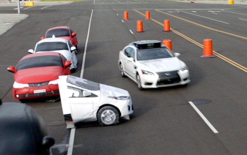 Νέα σουίτα ασφάλειας από την Toyota στο CES