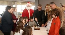Παιδικά χαμόγελα και δώρα στην Γιορτή του ΠΣΑΤ στο Ηράκλειο