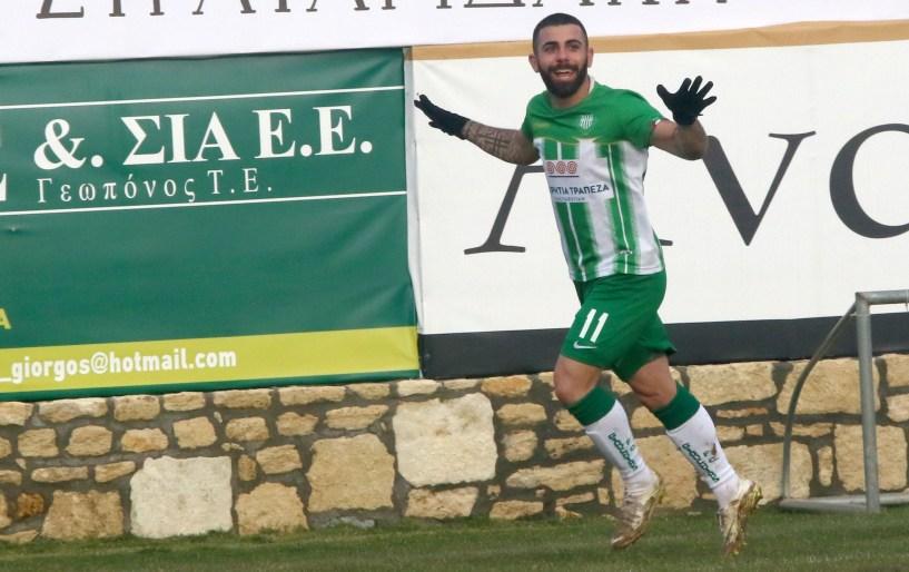 Έφτασε τα 20 γκολ με τον Γιούχτα ο Ηλιόπουλος!