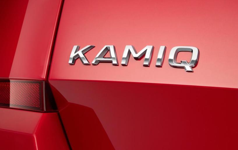 Kamiq το όνομα του νέου μικρότερου SUV της Skoda